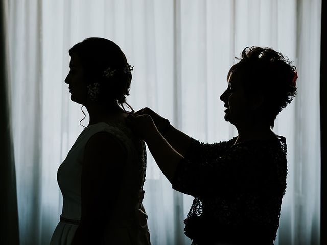 La boda de Eloy y Lorena en Vigo, Pontevedra 13