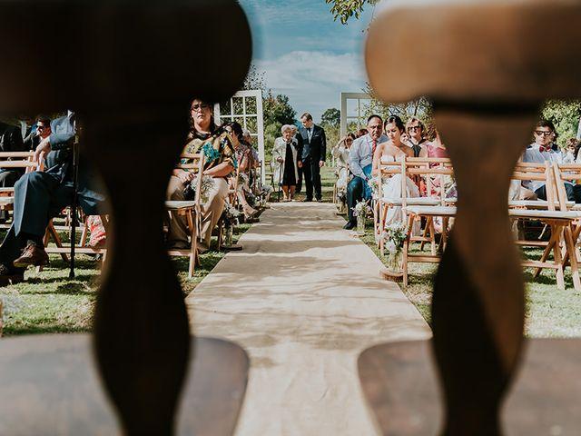 La boda de Eloy y Lorena en Vigo, Pontevedra 1