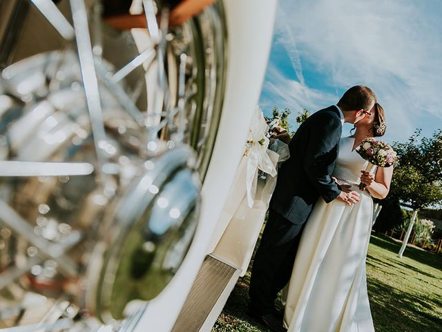 La boda de Eloy y Lorena en Vigo, Pontevedra 2