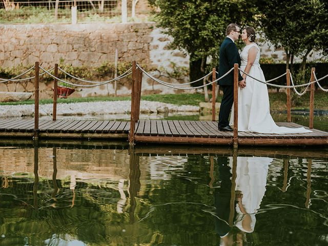 La boda de Eloy y Lorena en Vigo, Pontevedra 43