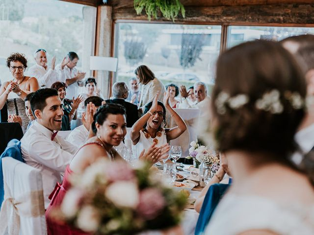 La boda de Eloy y Lorena en Vigo, Pontevedra 46