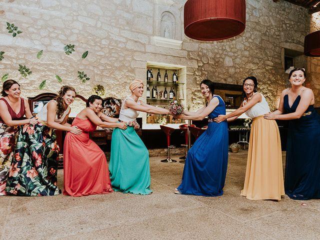 La boda de Eloy y Lorena en Vigo, Pontevedra 56