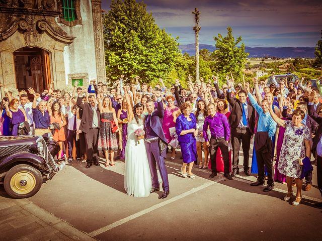 La boda de Gabi y Ana en Tui, Pontevedra 32