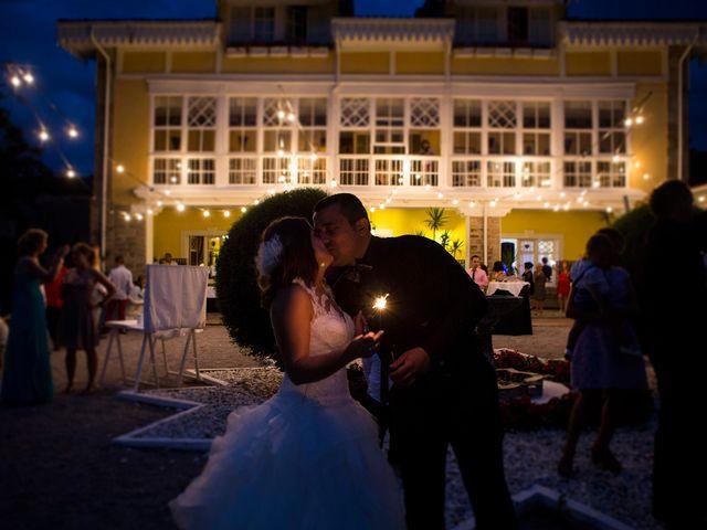 La boda de Iván y Verónica en Villasevil, Cantabria 30