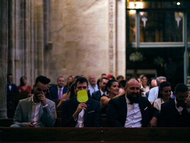 La boda de Mónica y Pablo en Santa Marta De Tormes, Salamanca 9