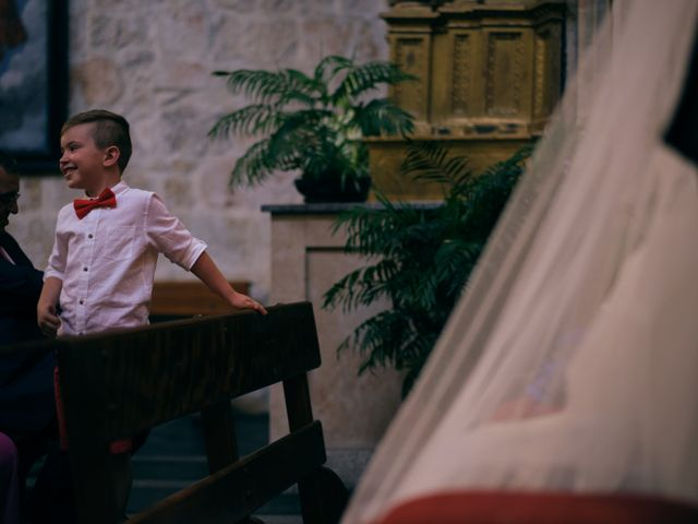 La boda de Mónica y Pablo en Santa Marta De Tormes, Salamanca 10