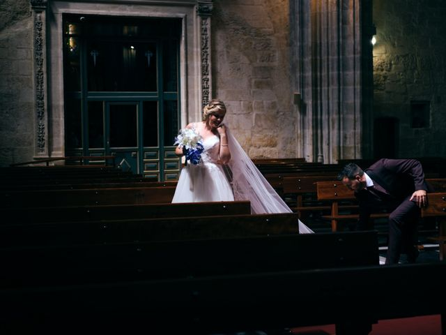 La boda de Mónica y Pablo en Santa Marta De Tormes, Salamanca 11