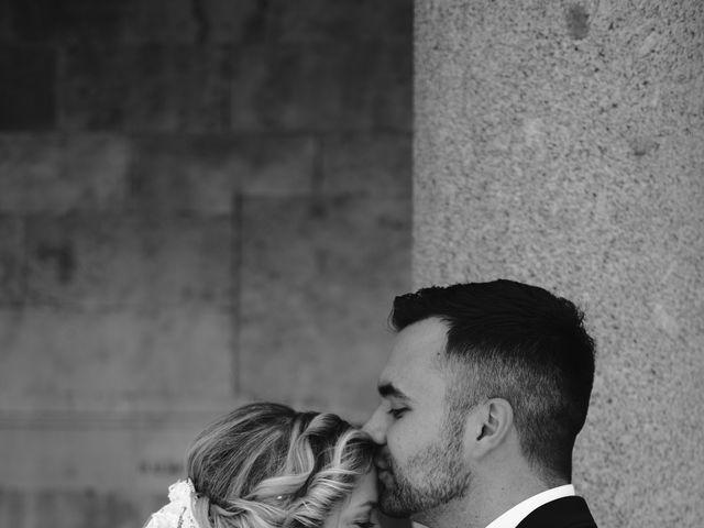 La boda de Mónica y Pablo en Santa Marta De Tormes, Salamanca 18