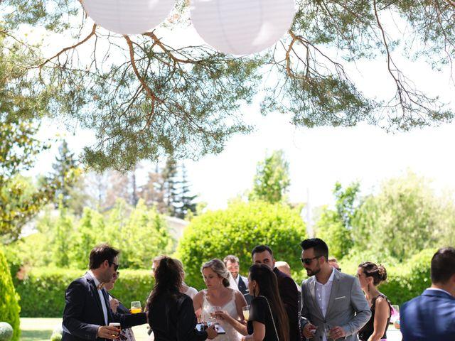La boda de Mónica y Pablo en Santa Marta De Tormes, Salamanca 19