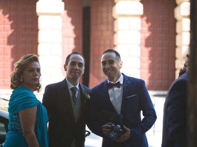 La boda de Pablo y Conchi en Salamanca, Salamanca 1