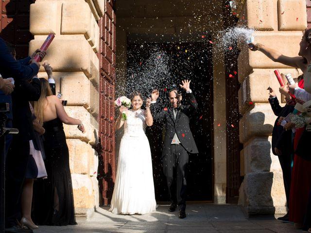 La boda de Pablo y Conchi en Salamanca, Salamanca 8