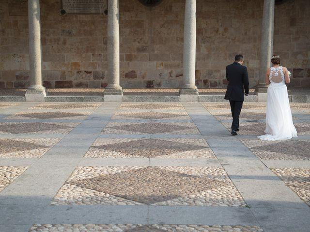 La boda de Pablo y Conchi en Salamanca, Salamanca 9