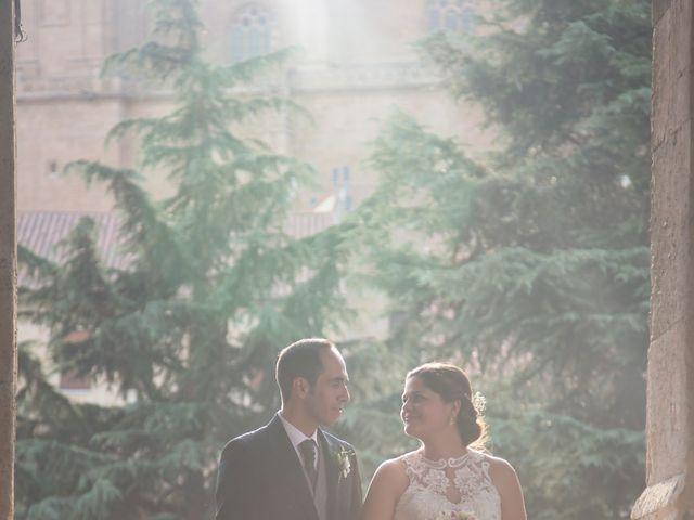 La boda de Pablo y Conchi en Salamanca, Salamanca 10