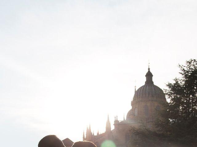 La boda de Pablo y Conchi en Salamanca, Salamanca 11