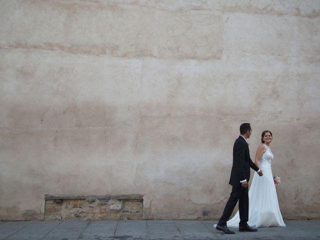La boda de Conchi y Pablo