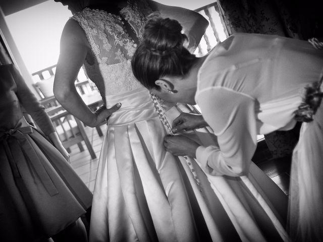 La boda de Carlos y Isabel en Brozas, Cáceres 20