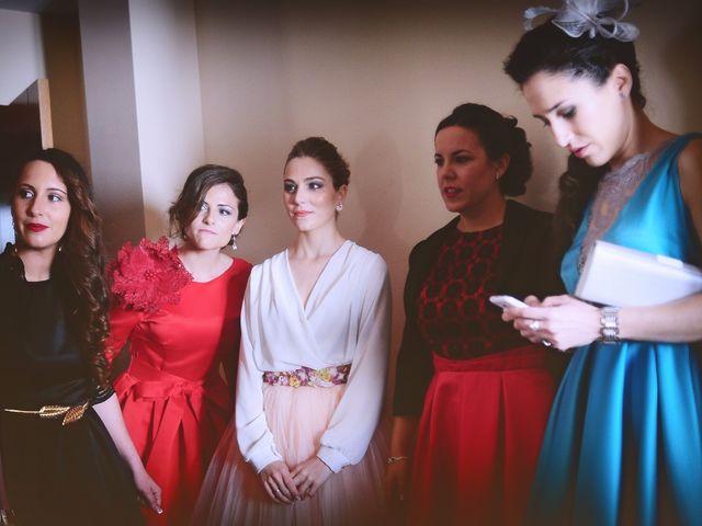 La boda de Carlos y Isabel en Brozas, Cáceres 21