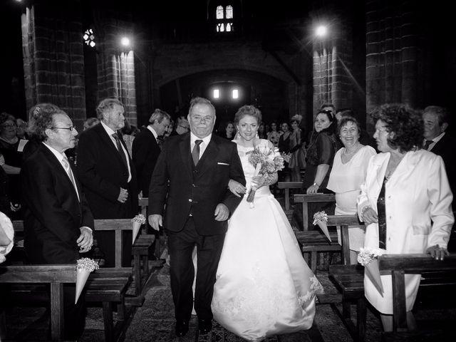 La boda de Carlos y Isabel en Brozas, Cáceres 23