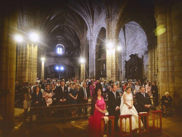 La boda de Carlos y Isabel en Brozas, Cáceres 25