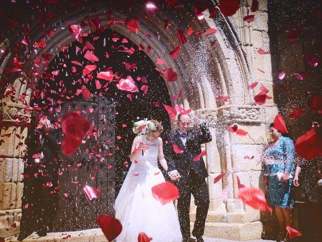La boda de Carlos y Isabel en Brozas, Cáceres 27
