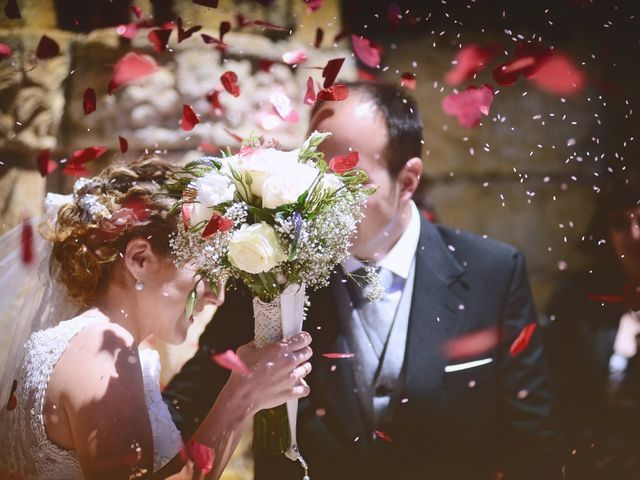 La boda de Carlos y Isabel en Brozas, Cáceres 29