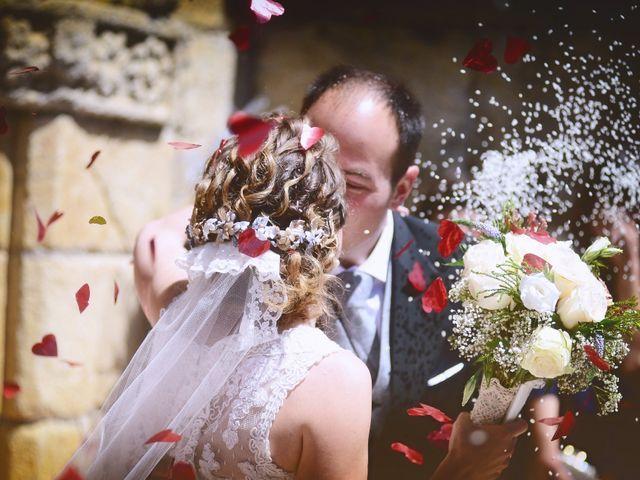 La boda de Carlos y Isabel en Brozas, Cáceres 30