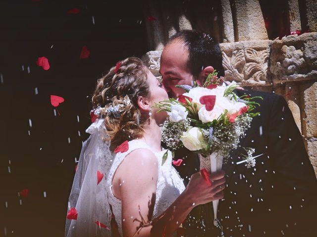 La boda de Carlos y Isabel en Brozas, Cáceres 31