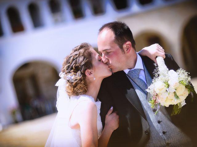 La boda de Carlos y Isabel en Brozas, Cáceres 35