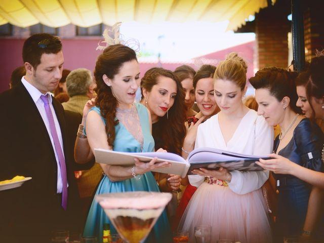 La boda de Carlos y Isabel en Brozas, Cáceres 43