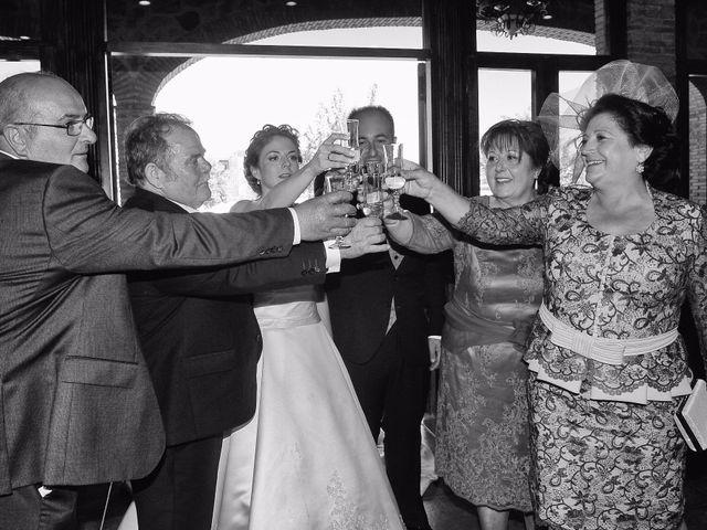 La boda de Carlos y Isabel en Brozas, Cáceres 44