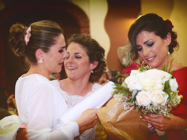 La boda de Carlos y Isabel en Brozas, Cáceres 47