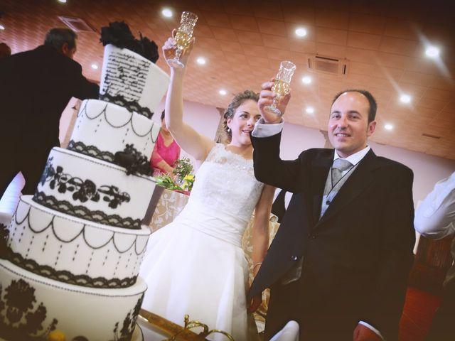 La boda de Carlos y Isabel en Brozas, Cáceres 48