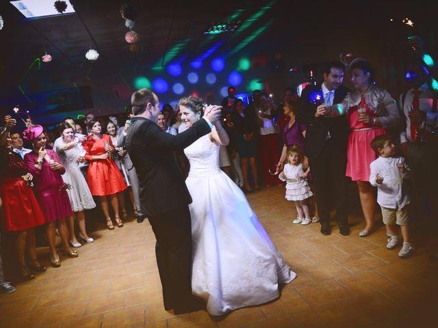 La boda de Carlos y Isabel en Brozas, Cáceres 50
