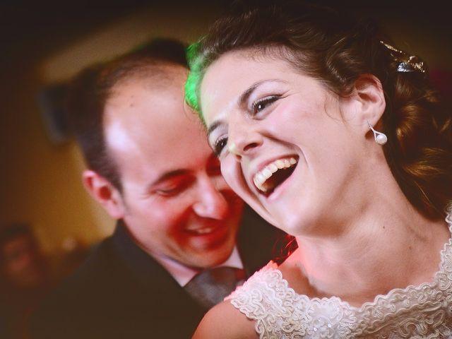 La boda de Carlos y Isabel en Brozas, Cáceres 51