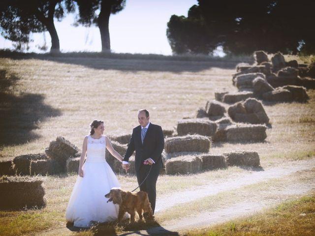 La boda de Carlos y Isabel en Brozas, Cáceres 57
