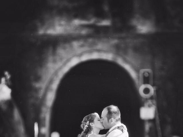 La boda de Carlos y Isabel en Brozas, Cáceres 60