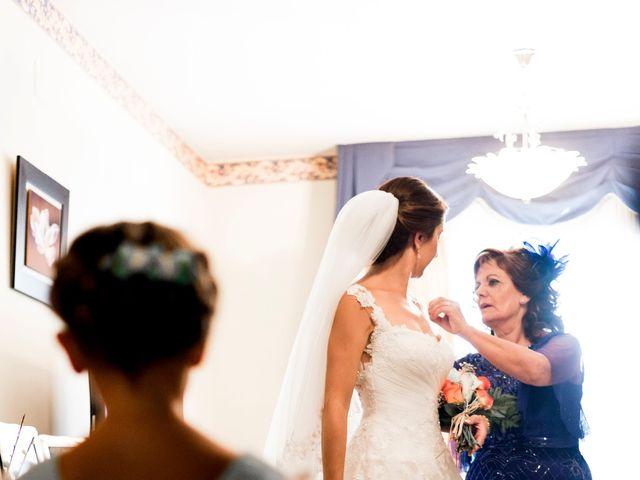 La boda de Juan Carlos y Paloma en Trujillo, Cáceres 1