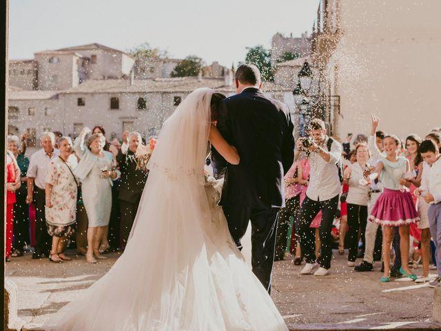 La boda de Juan Carlos y Paloma en Trujillo, Cáceres 17