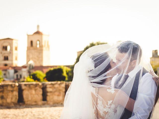 La boda de Juan Carlos y Paloma en Trujillo, Cáceres 19