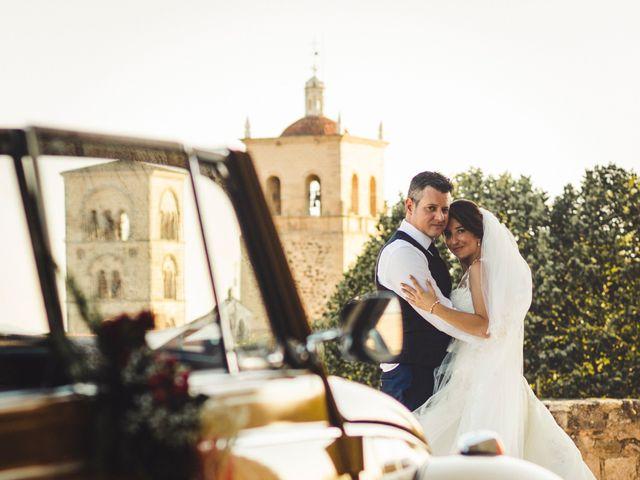 La boda de Juan Carlos y Paloma en Trujillo, Cáceres 20