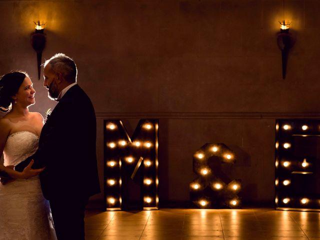La boda de María y Edu