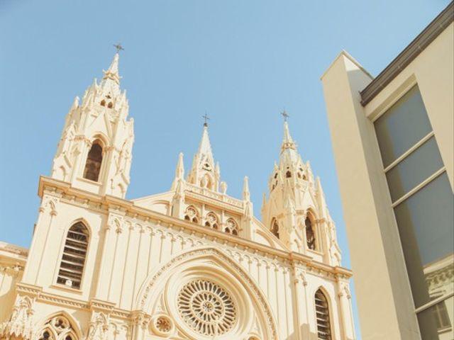 La boda de Cristobal y Marta en Málaga, Málaga 13