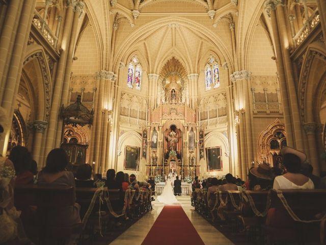 La boda de Cristobal y Marta en Málaga, Málaga 9