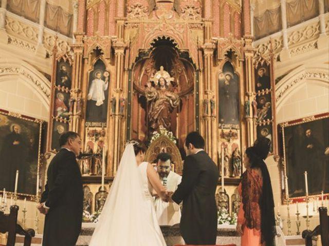 La boda de Cristobal y Marta en Málaga, Málaga 8