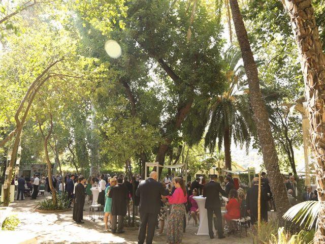 La boda de Cristobal y Marta en Málaga, Málaga 15