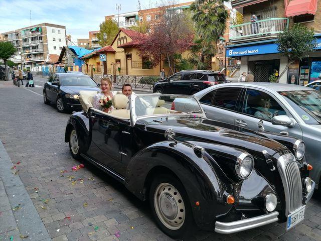 La boda de Mikel y Mar en Valdemoro, Madrid 2