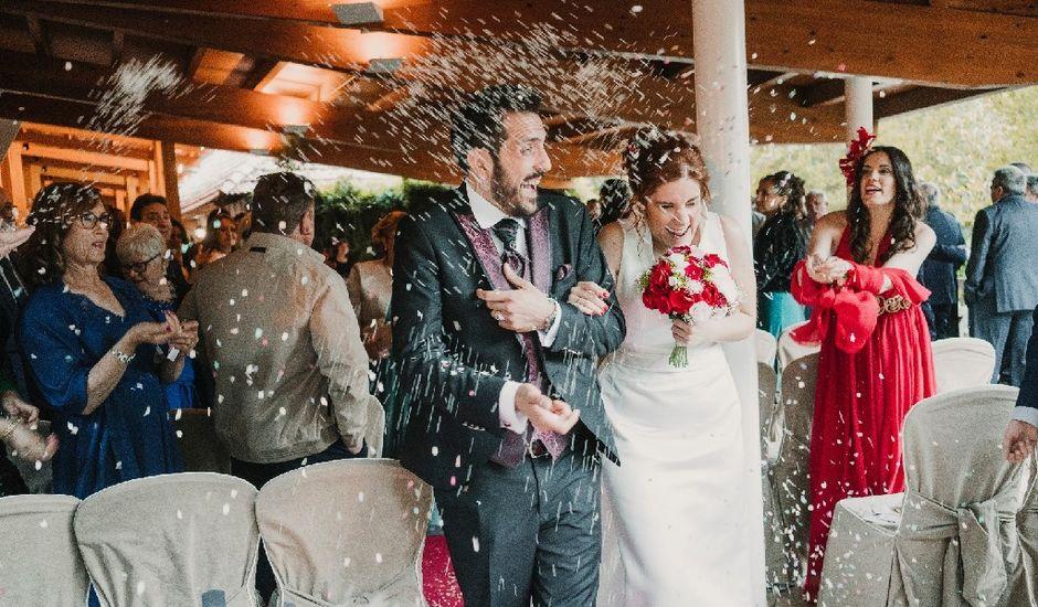 La boda de Poche y Maria en Collado Villalba, Madrid