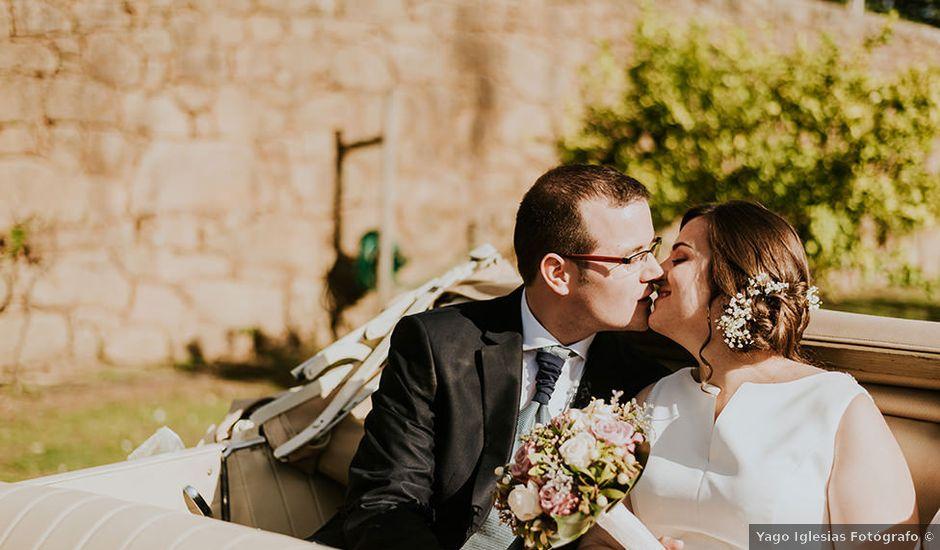 La boda de Eloy y Lorena en Vigo, Pontevedra