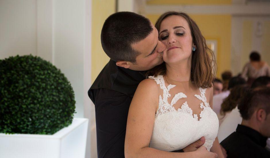 La boda de Iván y Verónica en Villasevil, Cantabria