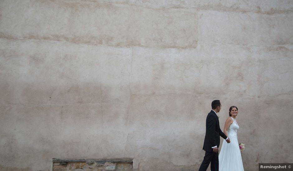 La boda de Pablo y Conchi en Salamanca, Salamanca